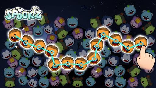 Funny Link Puzzle - Spookiz 2000 1.9981 screenshots 2
