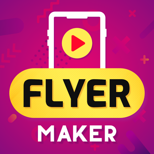 Flyer Maker, Poster Maker, Video Marketing App (Unlocked) 21.0 mod