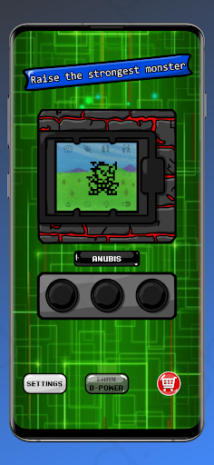 RetroMon - Virtual Pet Monster apkdebit screenshots 7