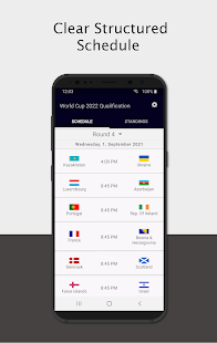 World Cup 2022 Schedule