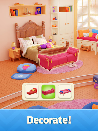 Mergedom: Home Design 0.6.3 screenshots 12