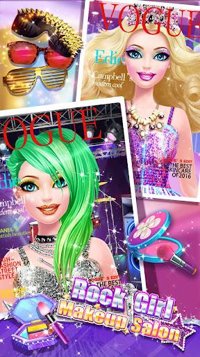 ud83cudf99ufe0fud83dudc67Music Girl Makeup Salon - Rock Star Dress Up  screenshots 14
