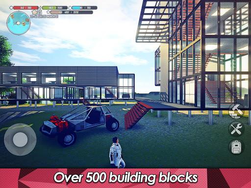 X Survive: Open World Building Sandbox 1.47 Screenshots 8
