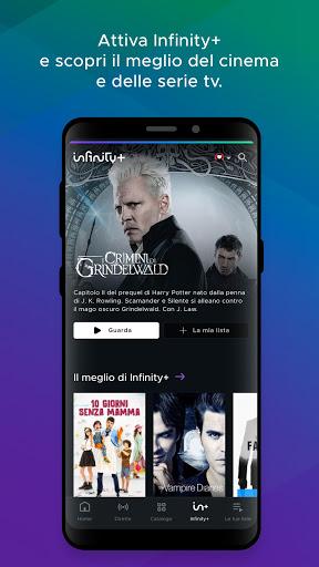Mediaset Infinity TV apktram screenshots 4
