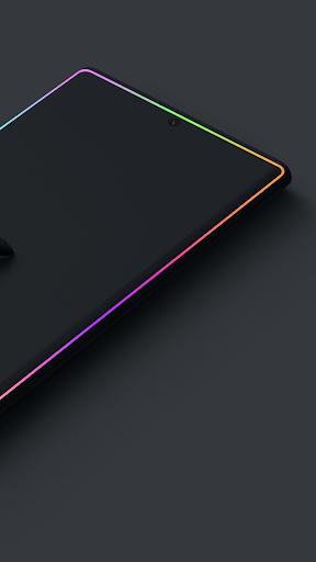Edge Lighting Colors - Round Colors Galaxy 9.0 com.edgeround.lightingcolors.rgb apkmod.id 2