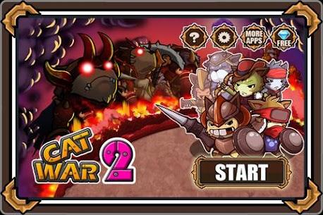 Baixar Cat War2 MOD APK 2.4 – {Versão atualizada} 1