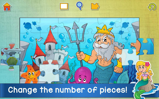 Jigsaw Puzzles Game for Kids & Toddlers ud83cudf1e screenshots 2