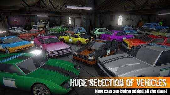 Demolition Derby 3 Mod Apk (Unlimited Gold/Unlocked All Cars) 7
