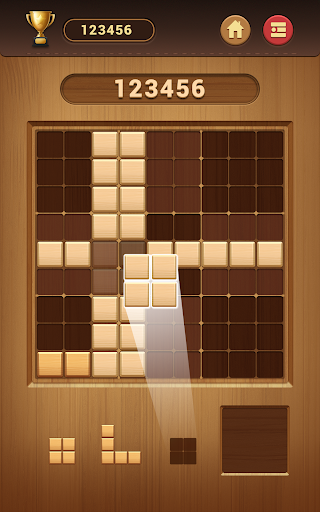 Wood Block Sudoku Game -Classic Free Brain Puzzle 0.6.6 screenshots 10