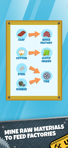 Idle Industry - Get Rich as an AFK Factory Tycoon  screenshots 3