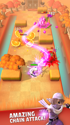 Dashero: Archer&Sword 3D - Offline Arcade Shooting apklade screenshots 2