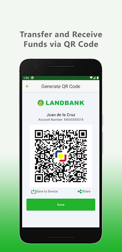 LANDBANK Mobile Banking android2mod screenshots 5