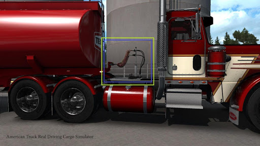 American Truck Real Driving Cargo Simulator 2021 apkpoly screenshots 2