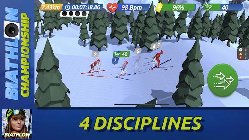 Biathlon Championship 1.2.2 screenshots 10