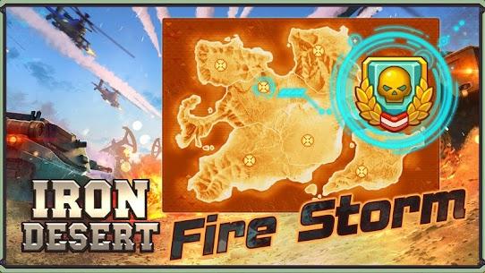 Iron Desert – Fire Storm 6.5 Apk 2