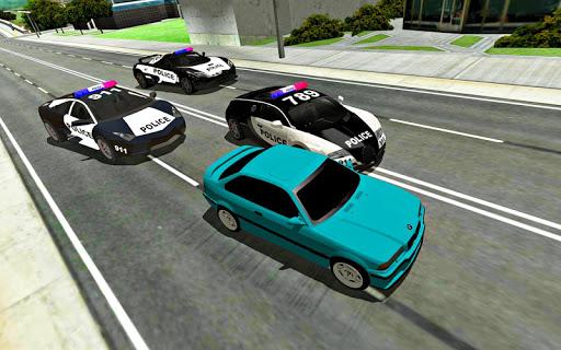 cop driver - police car simulator screenshot 3