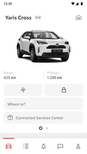 MyT by Toyota  screenshots 1