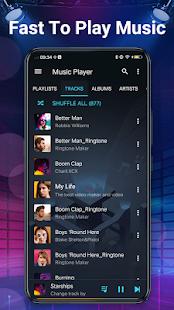 Music Player - Bass Booster & Free Music 2.6.0 Screenshots 8
