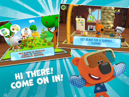 Bebebears: Stories and Learning games for kids 1.3.2 Screenshots 9