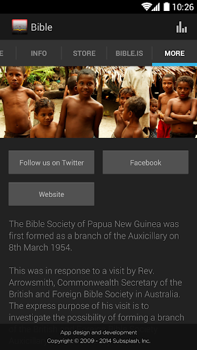 Bible Society Papua New Guinea For PC Windows (7, 8, 10, 10X) & Mac Computer Image Number- 7
