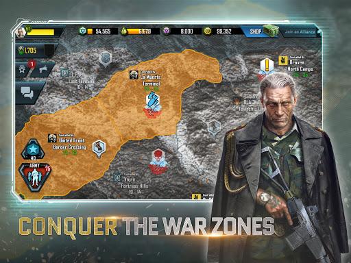War Commander: Rogue Assault  screenshots 21