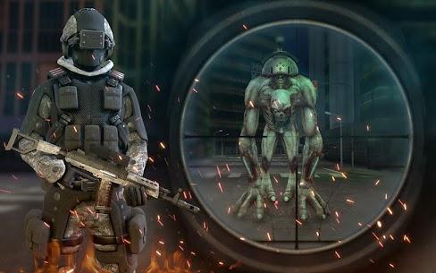 Zombie Gun Shooter – Real Survival 3D Games 4