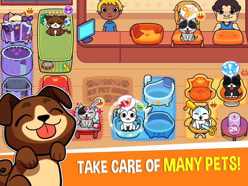 My Virtual Pet Shop: Take Care of Pets & Animalsud83dudc36 1.12.7 screenshots 5