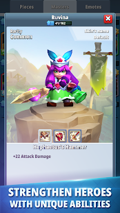 Auto Chess Legends: Tactical Teamfight
