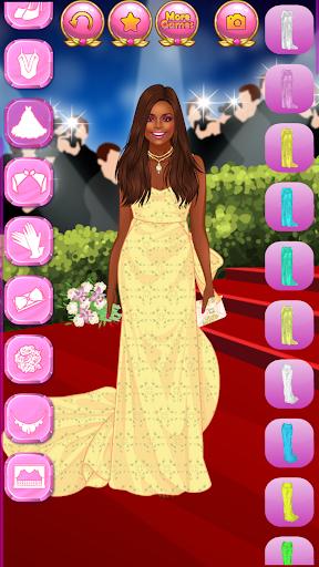 Red Carpet Dress Up Girls Game 1.4 Screenshots 17