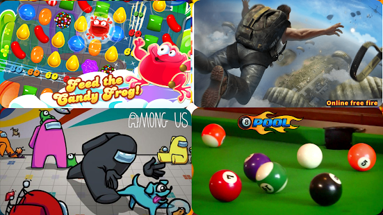 Web hero, All Games, All in one Game, New Games 1.1.8 Screenshots 11
