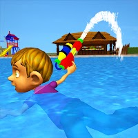 New Water Shooting Game 2021: Nurf Battle Arena 3D