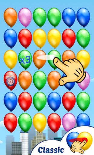 Boom Balloons - match, mark, pop and splash modavailable screenshots 1