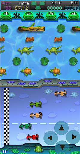 Frogger Arcade Super! : Classic 1980's Retro Fun! android2mod screenshots 4