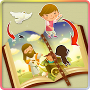 Bible puzzles for toddlers  Icon