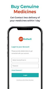 GoMedii -Medicines Delivery, Doctor's Consultation 2.7.0 APK + MOD Download Free 2