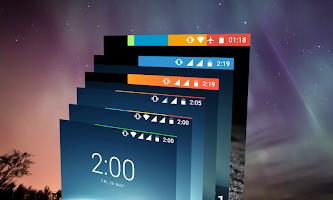 Energy Bar - A pulsating Battery indicator!