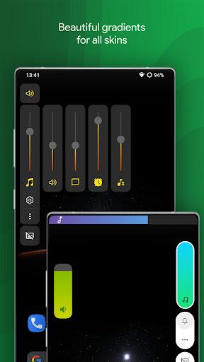 Ultra Volume: Custom Volume Slider Panel & Themes 3.3.4 Screenshots 2