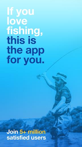 Fishing Points: GPS, Tides & Fishing Forecast modavailable screenshots 1