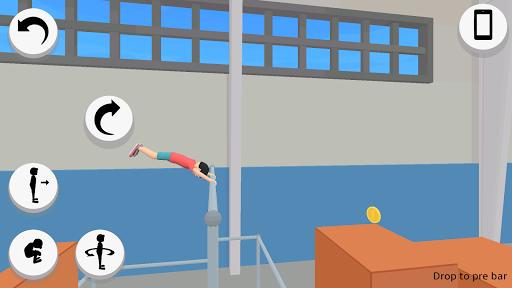 Flip Out - Parkour Backflip Simulator 2.2.5 screenshots 2