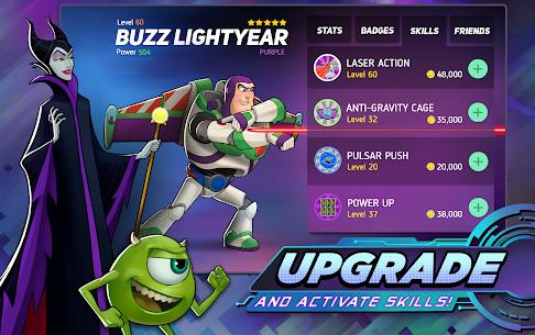 Disney Heroes: Battle Mode Mod 2.6.11 Apk [Unlimited Money] 4