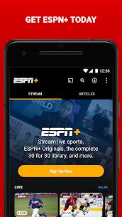 ESPN Apk Download Free NEW 2021 4