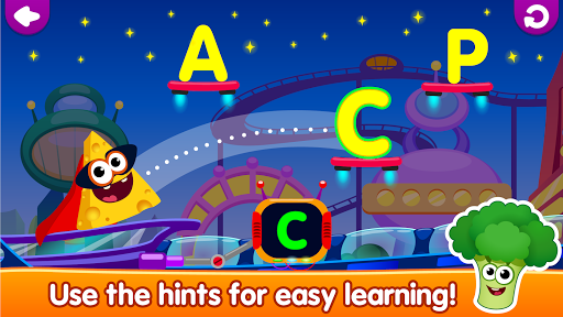 Funny Food!ud83eudd66learn ABC games for toddlers&babiesud83dudcda 1.8.1.10 screenshots 7