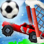 Pixel Cars. Soccer