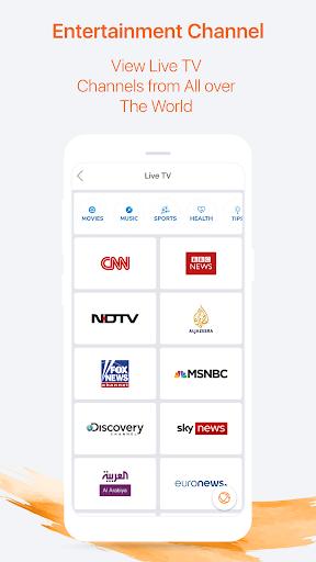 ringID- Live Stream, Live TV  and  Online Shopping 5.5.8 Screenshots 5