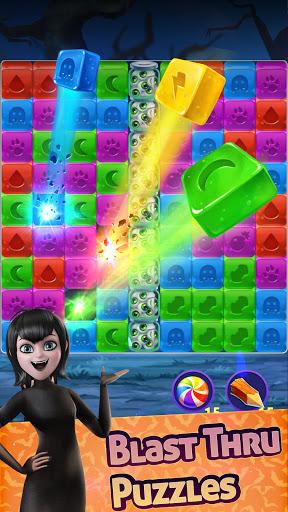 Hotel Transylvania Puzzle Blast - Matching Games android2mod screenshots 11