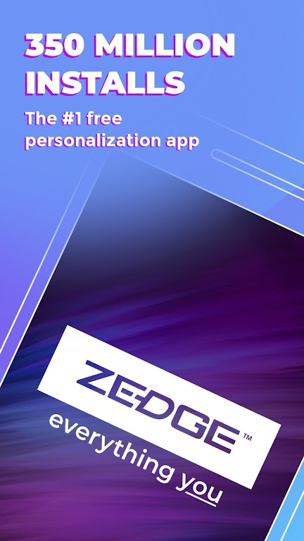 ZEDGE™ Wallpapers & Ringtones  poster 0