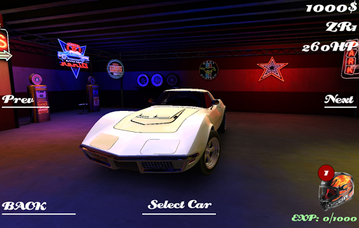 Retro Drag Racing 8 screenshots 3