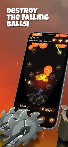 Tower Ball - Incremental Tower Defense 96 screenshots 1