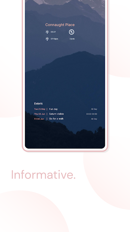 Minime KWGT  poster 12