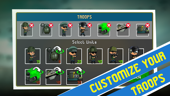 War Troops: Military Strategy Game for Free Mod Apk